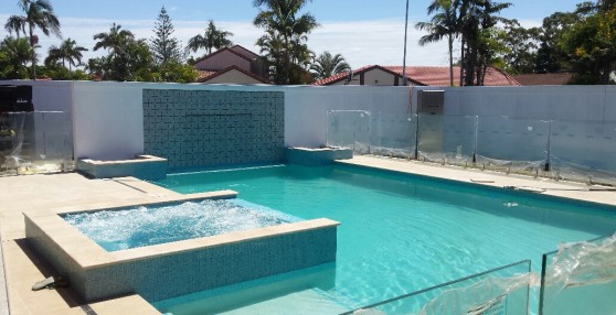 Latest news pool builders brisbane swimming pool for Pool design brisbane