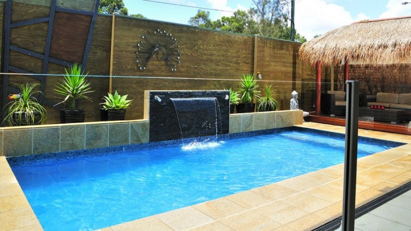 pool builders wakerley performance pools and spa brisbane. Black Bedroom Furniture Sets. Home Design Ideas