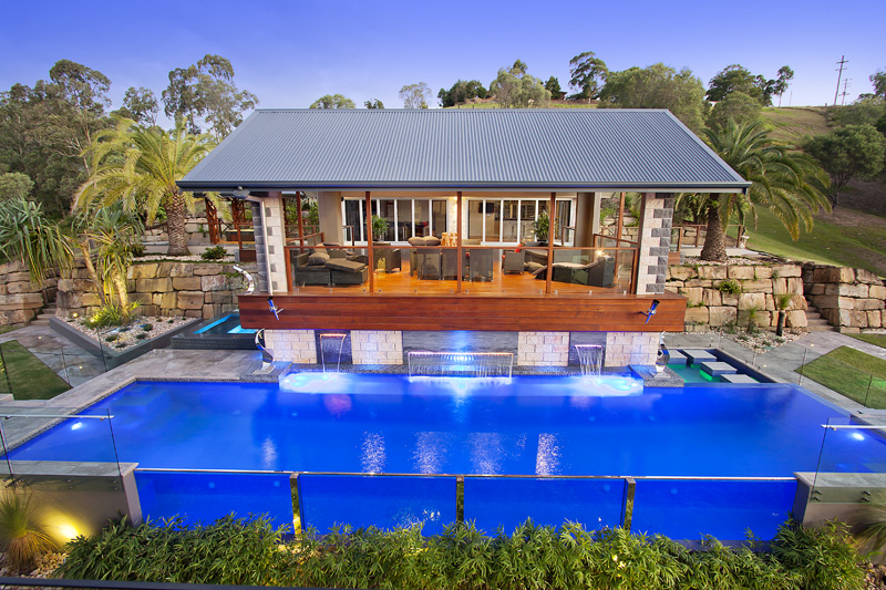 Swimming Pool Construction Brisbane | Performance Pool Brisbane